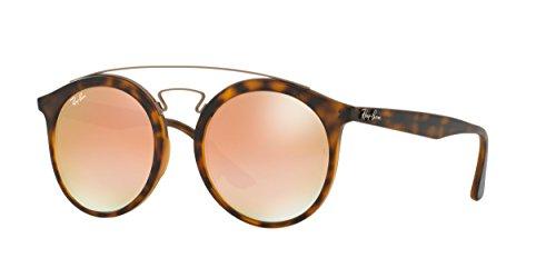 4c3eae1262f ... Ray-Ban RB4256F Sunglasses Matte Havana   Mirror Gradient Copper 52mm  ...