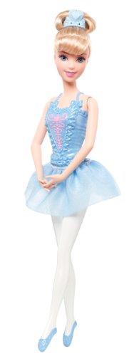 Disney Princess Ballerina Princess Cinderella Doll]()