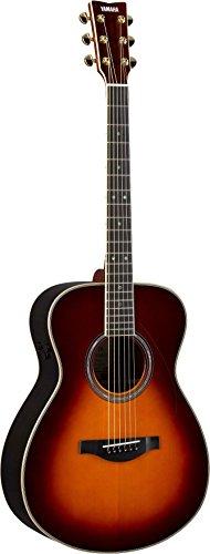 Yamaha L-Series Transacoustic Guitar - Concert Size, Vintage Natural