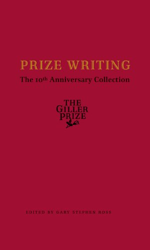 Prize Writing: The 10th Anniversary Collection