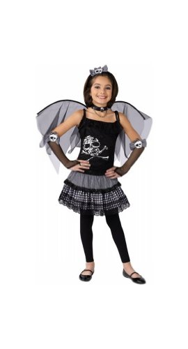 Funky Punk Fairy Costume - Child Costume - Medium