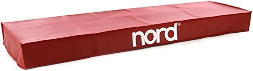 73 Cover - Nord Dust Cover for Nord Stage/Stage 2 Compact 73 Pianos, Red
