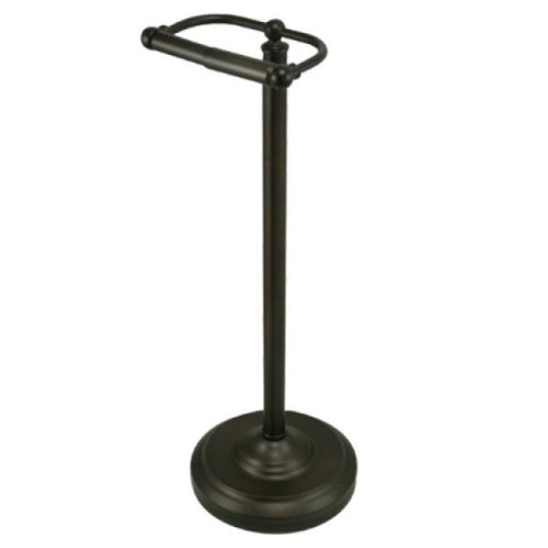 Holder Classic Tissue - Kingston Brass CC2005 Classic Pedestal Paper Holder, Oil Rubbed Bronze