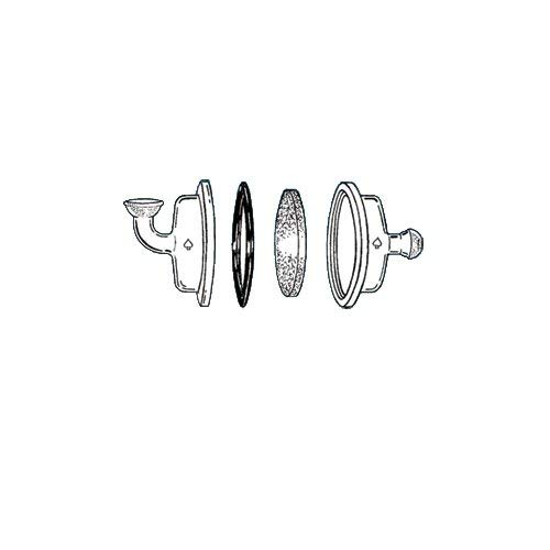 ACE GLASS 7519-08 Filter Support Assembly, Part C, 51 mm Diameter by ACE Glass