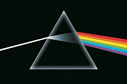 Buyartforless Pink Floyd - Dark Side Of The Moon, Prism 36x2