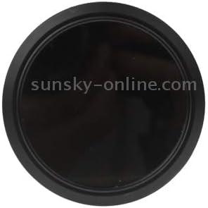 Durable 52mm ND Fader Neutral Density Adjustable Variable Filter ND 2 to ND 400 Filter Black