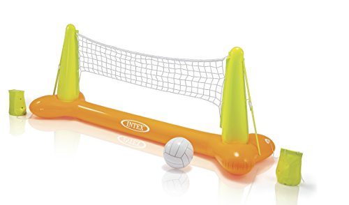 Intex Pool Volleyball Game, 94 X 25 X 36, for Ages 6+