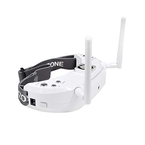 Wikiwand SKYZONE SKY03 3D/2D Glasses 5.8G 48CH Diversity Receiver FPV Goggles DVR by Wikiwand (Image #6)
