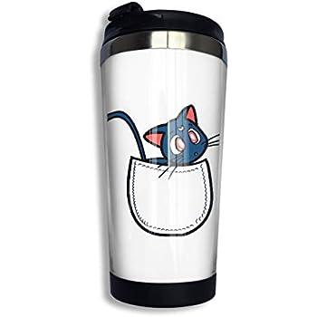 Anime Sailor Moon Can Bottle Vacuum Coffee Tea Cup Thermal Stainless Steel Mug