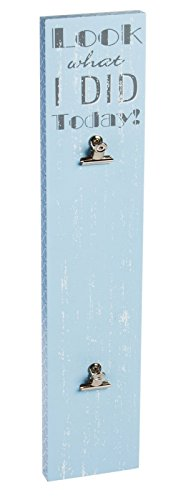 Everyday Vertical 24'' Wall Art Display, Blue by Evergreen