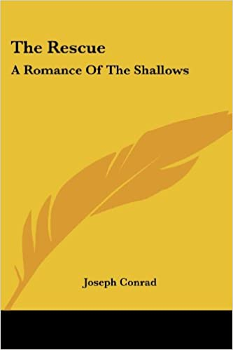 Amazon The Rescue A Romance Of The Shallows 9781432543075