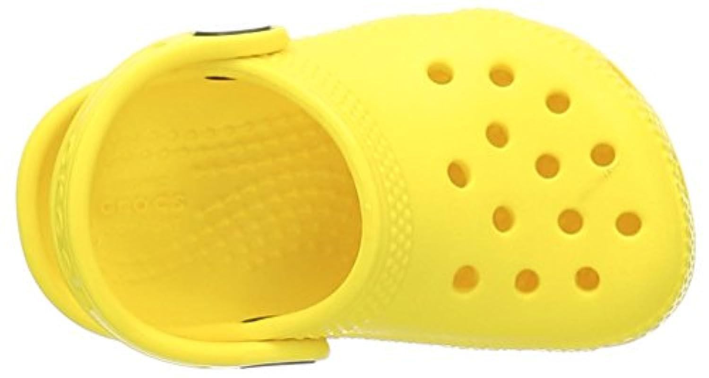 Crocs Unisex Kids' Classicclogk Clogs, Yellow (Lemon), 20 19 EU