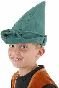 Hat Moss Green Robin Hood (Robin Hood Hat Costume)