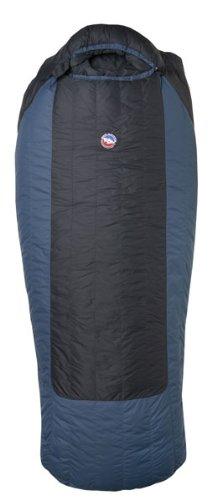 Big Agnes Deer Park 30-Degree Sleeping Bags (600 Down fill), Long Right Zipper, Outdoor Stuffs