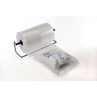 Amazon.com: Rollo de plano bolsas de polietileno ...