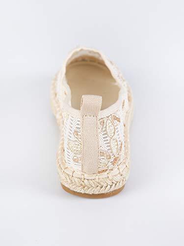 Pour Beige Shoes Femme Baskets Sweet qyTZE7RFU