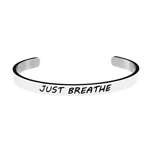 Bracelet Feminist Stainless Nevertheless Persisted product image