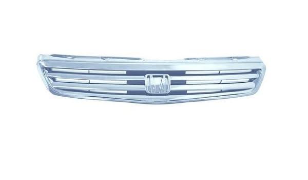 ipcw cwg-hd0907d0 C Honda Civic 4 puertas (cromado rejilla de Custom: Amazon.es: Coche y moto