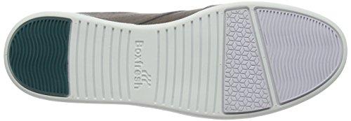 Boxfresh Creeland Sh - Zapatillas Hombre Marrón (Khaki/Dk Teal)