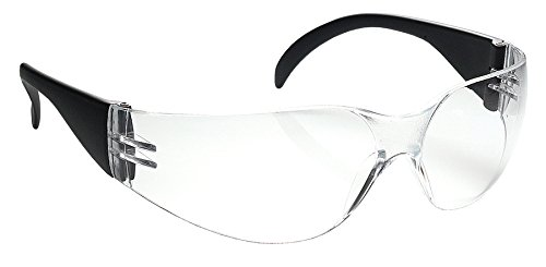 Galeton 11027 Outlaw Lightweight Anti-Fog Anti-Scratch Lens Safety Glasses with Extra Wide Temples, - Safety Glasses Outlaw