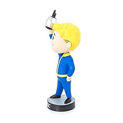 Fallout 4: Vault Boy 111 Bobbleheads - Series Two: Explosives: Toys & Games