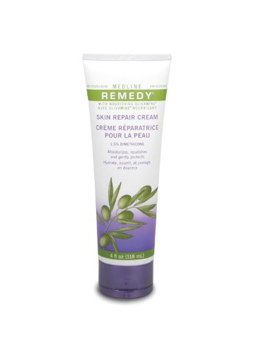 Remedy® with Olivamine® Skin Repair Cream, Unsc, 4OZ, 1 EA, 2.25 x 1.5 x 6.5