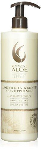 (Key West Aloe Aloethera Keratin Conditioner, 15.5 oz)