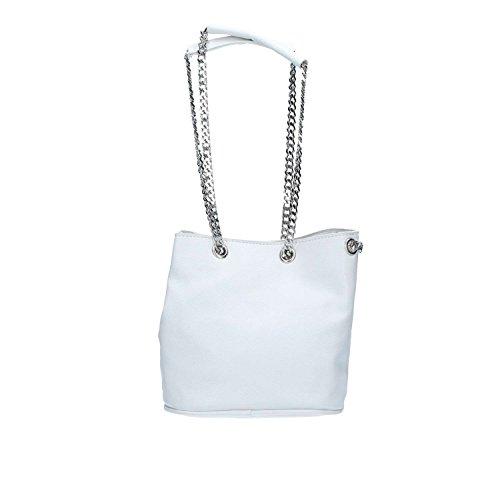 Kbse001 Bolso Bianco Cafènoir Mujer Bandolera Con Td7HBw
