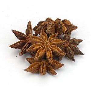 Starwest Botanicals Anise Star Whole, 1 Pound