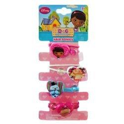 [Doc Mcstuffins Pack Of 4 Hair Ponies] (Doc Mcstuffins Costume Toys R Us)