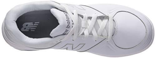 White 5 Shoe Balance Uk Walking New Lace Ww813 Women's 4 xd8XAwqY