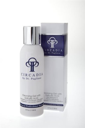 Circadia Cleansing Gel with Salicylic Acid 4 Ounces