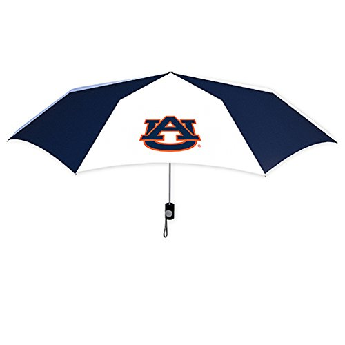 Seven Sons Rainmate Rainwear NCAA Auburn Tigers 42-Inch Folding Umbrella