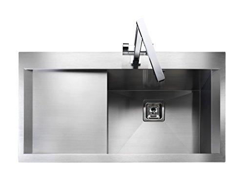 (Rangemaster SN9951R/ Senator Kitchen Sink, Stainless)