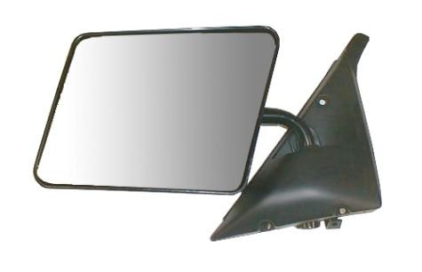 Manual 5 x 8 Side View Door Mirror LH Left for GMC S-15 Chevy S10 Olds Bravada
