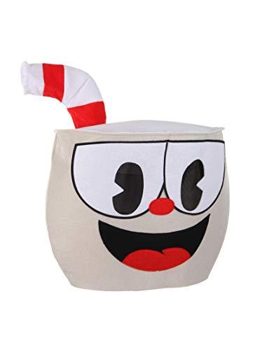 elope Cuphead Felt Character Mascot -