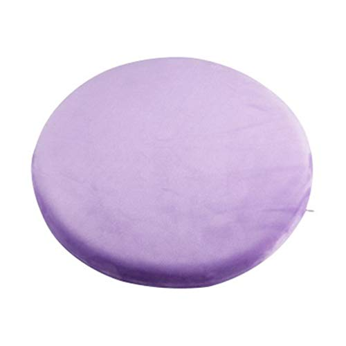 Tantisy ♣↭♣ Office Chair/Car Seat/Wheelchair Memory Foam Cushion Relax Comfort Pain Relief Reduce Pressure Purple by Tantisy ♣↭♣ Health and Beauty (Image #4)