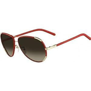 Chloe Sunglasses CE 100SL RED 721 CE100SL