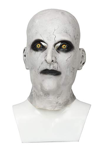 xcoser Valak The Nun Mask Scary Zombie Witch Horror Halloween Party Prop