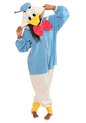 Disney Adults Onesie (Medium, Donald)