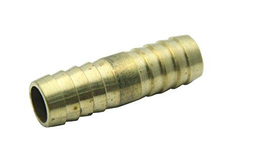 LTWFITTING Brass Barb Splicer Mender 5/8