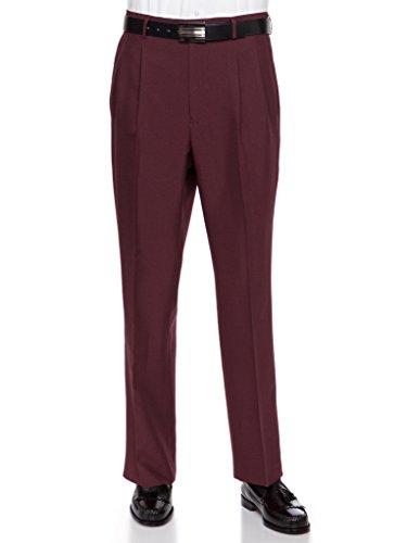Cuff Dress Pants - 8