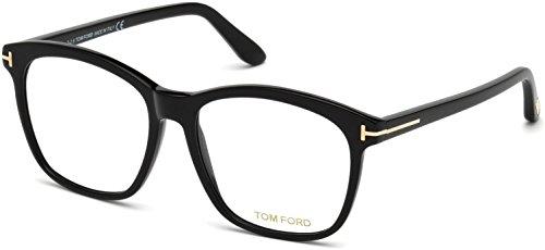 Tom Ford Sonnenbrille (FT5481-B) schwarz glanz