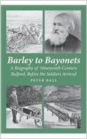 Book Barley to Bayonets