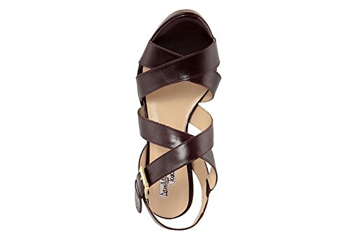 Arnaldo Toscani FEMME - sandale à talon en cuir - 8035409_JAMAICA_MARMELLATA_TS