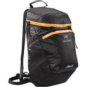 Arc'teryx Cierzo 18 Daypack – Black, Outdoor Stuffs