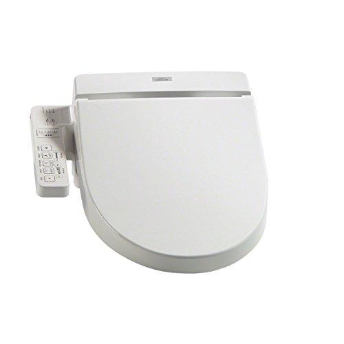 TOTO Washlet C100 Elongated Bidet Toilet Seat with PreMist, Cotton White - SW2034#01 by TOTO (Image #6)