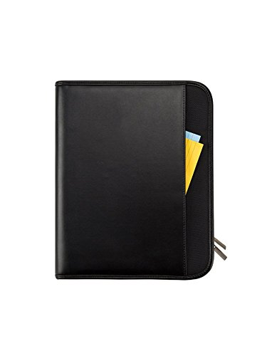 GOODHOPE Bags G8118 Tablet Padfolio Simulated Leather Includes 5