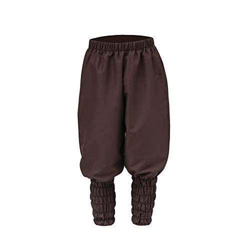 ROLECOS Medieval Pirate Renaissance Cosplay Costume Captain Gothic Pants by ROLECOS