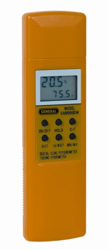 General Tools SAM990DW Psychrometer